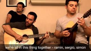 We're All In This Thing Together - Ramin Karimloo