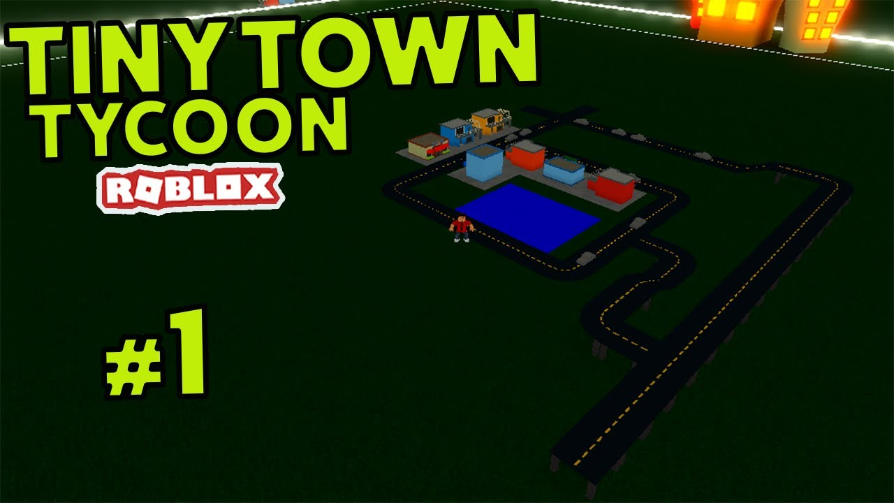 Becoming Mayor Roblox Tiny Town Tycoon 1 Youtube