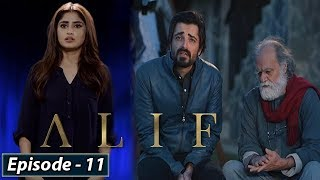 ALIF - Episode 11 || English Subtitles || 14th Dec 2019 - HAR PAL GEO