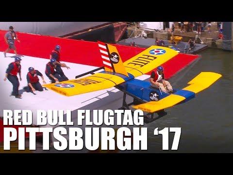 Red Bull Flugtag - Pittsburgh