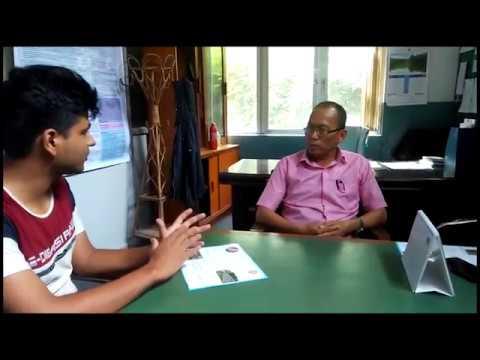 Computational Mathematics at Kathmandu University | Interview with HOD Dr. D.B. Gurung | 2017