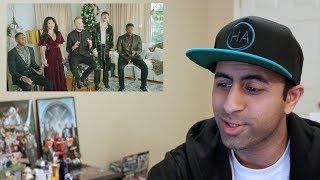 "Pentatonix Reaction Video: ""Deck The Halls"" Music Video"