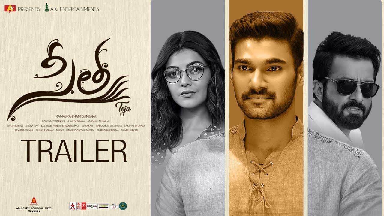 Sita trailer out: Kajal Aggarwal and Bellamkonda Sai Sreenivas are