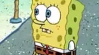 Spongebob's reaction to Funny Bunny