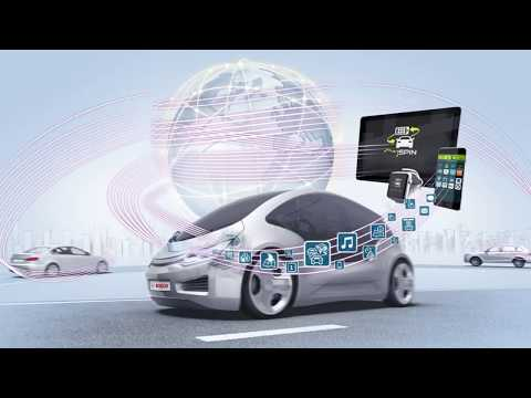 2018 Bosch decrypting complexity of charging services at Consumer Electronics Show CES2018 ev