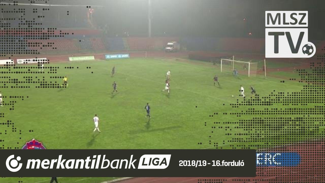 Nyíregyháza Spartacus FC - Vác FC | 1-2 (0-2) | Merkantil Bank Liga NB II.| 16. forduló |