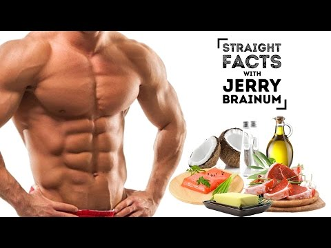 How To Overcome Diabetes, Burn Fat, and Get Shredded | Straight Facts With Jerry Brainum