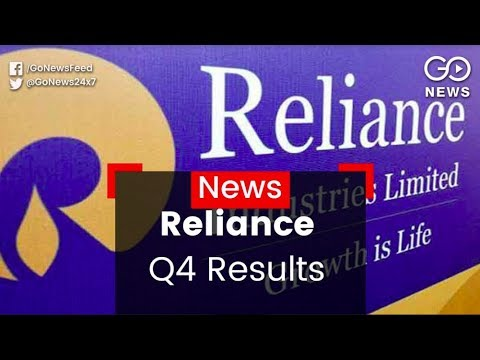 Reliance Q4 Results