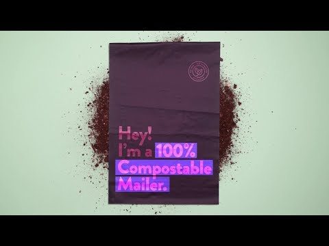 100% Compostable Mailer | Shipping without plastic | noissue.co