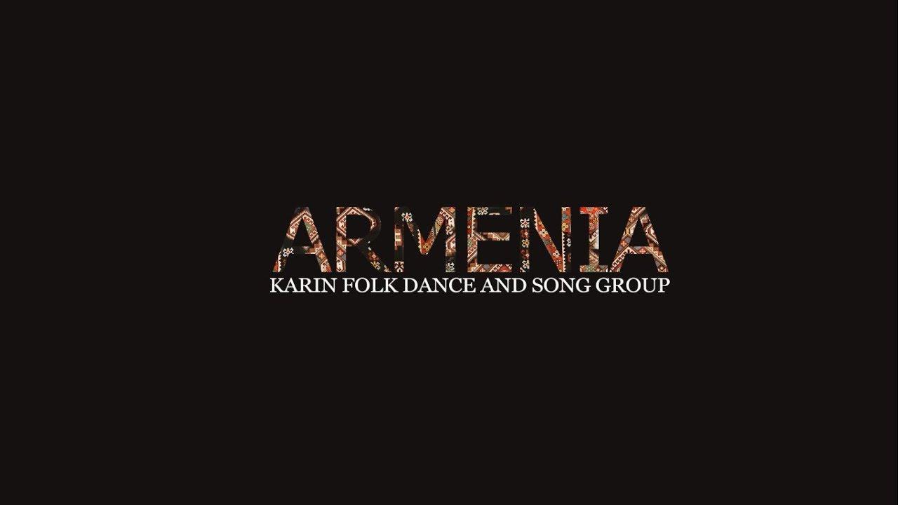 Karin folk dance and song group I Armenia