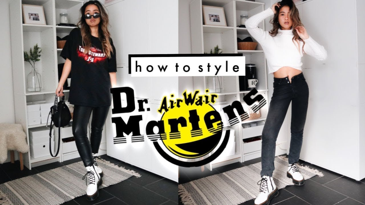How to Style Dr. Marten Boots