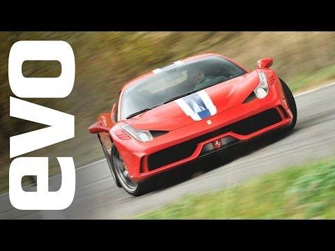 Ferrari 458 Speciale | evo FIRST DRIVE