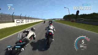 Ride PS4 Gameplay
