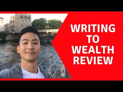 Writing To Wealth Review - Are You WASTING Your Time??