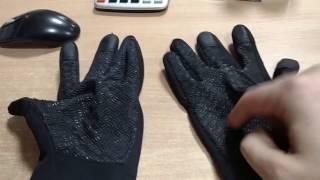 вся правда про китайские сенсорные перчатки с Aliexpress. Отстой!