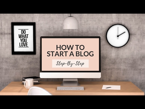 How To Start A Blog - Beginner's Guide To Set Up WordPress And Build Your Blog (Step-By-Step)