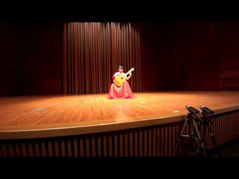 Mizuki Osawa-Variations on a theme of Sor Op.15/M.Llobet