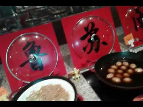Café da Manhã em  Shangri-La Hotel em Qingdao-China