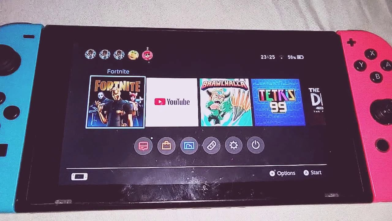 How to get 2fa for free on Nintendo switch - YouTube
