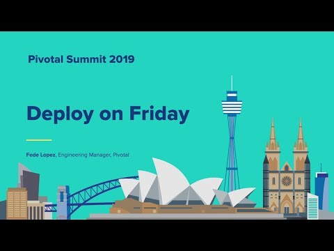 Sydney - Deploy - Federico Lopez Laborda