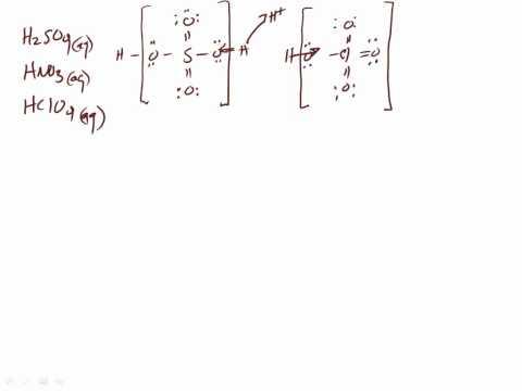 Acid Strength & Lewis Acid Base Theory