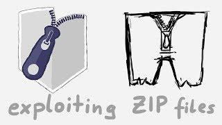 Critical .zip vulnerabilities? - Zip Slip and ZipperDown