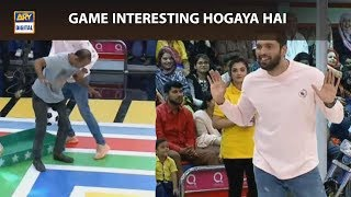 Jeeto Pakistan | game interesting Hogaya hai | Fahad Mustafa