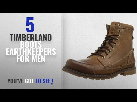 "Top 10 Timberland Boots Earthkeepers [ Winter 2018 ]: Timberland Men's Earthkeepers 6"" Lace-Up Boot,"