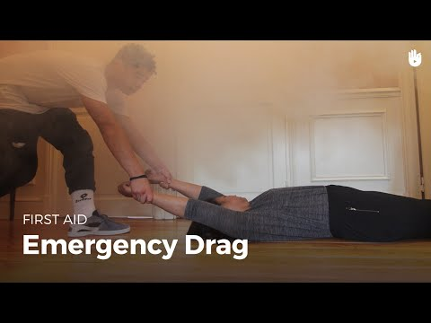 First Aid: Emergency Drag | First Aid