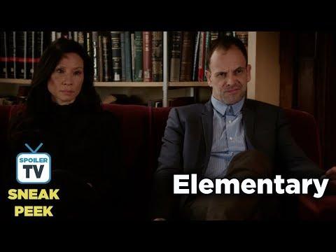 "Elementary 6x21 Sneak Peek ""Whatever Remains, However Improbable"""