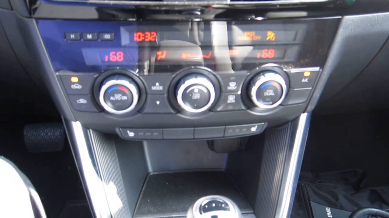 2014 mazda cx-5 interior tour (with canon camera) - youtube