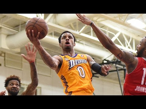 Vander Blue 2016-17 NBA D-League MVP Season Highlights
