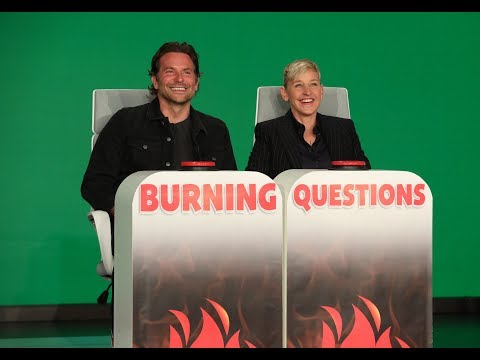 Baixar Bradley Cooper Answers Ellen's 'Burning Questions'