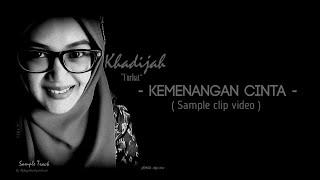 Khadijah - Kemenangan Cinta