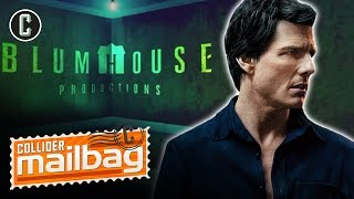 Will Blumhouse Bring the Dark Universe Back to Life Again? - Mailbag Video