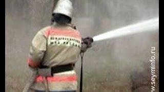 В Курской области действует женская пожарная дружина