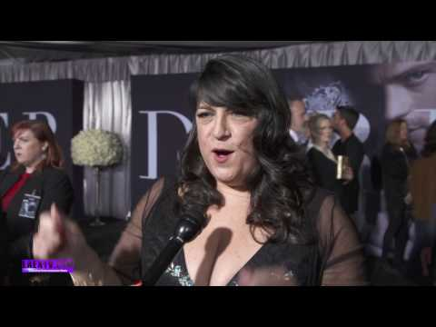 "E.L. James ""Fifty Shades Darker"" Red Carpet Premiere 2017"