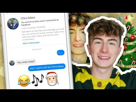 Pranking People with Song Lyrics | CHRISTMAS EDITION