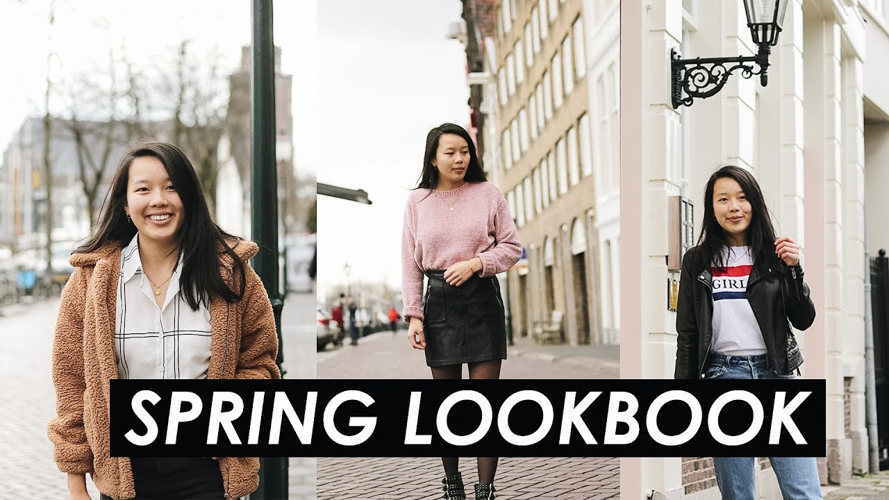 SPRING LOOKBOOK 2018   Casual Outfit Ideas