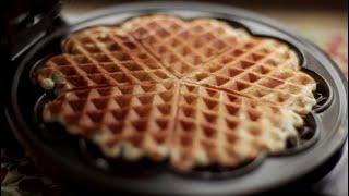 Медово- сливочные вафли: рецепты от Алейки