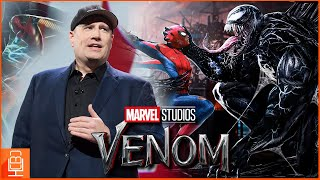 Kevin Feige CONFIRMS Venom is Now in the MCU