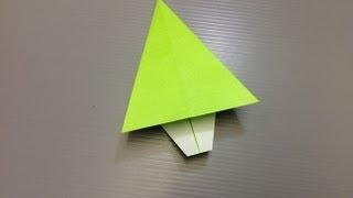 Daily Origami: 144 - Tree