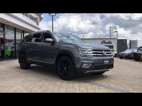 2018 Volkswagen Atlas Northbrook, Hinsdale, Oak Brook, Glenview, Downers Grove, IL DG1933
