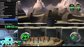 Jak and Daxter:the Lost Frontier Any% Speedrun in 2:55:33 By PrearDF(World Record) - 1/2