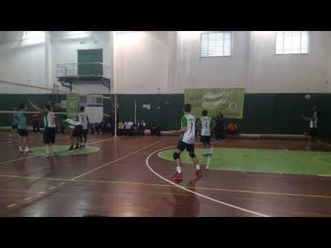 Final Provincial de Voley sub 16 - San luis vs Santa Lucia