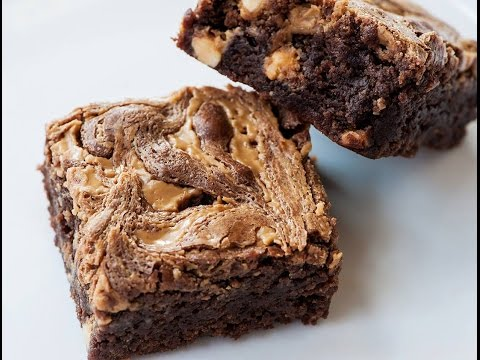 homemade-chocolate-peanut-butter-brownies---marcel-cocit---love-at-first-bite-episode-16