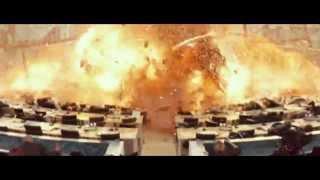 Первый мститель: Противостояние (2016) Дублированный трейлер HD