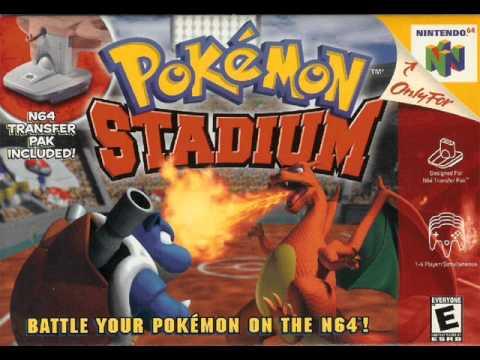 Pokemon Stadium Ost Gym Leader Castle Preliminary Rounds