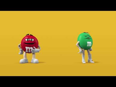 M&M's - Red & Green