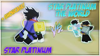 A Bizarre Day - Star Platinum The World Showcase + Star Platinum VS Star Platinum The World
